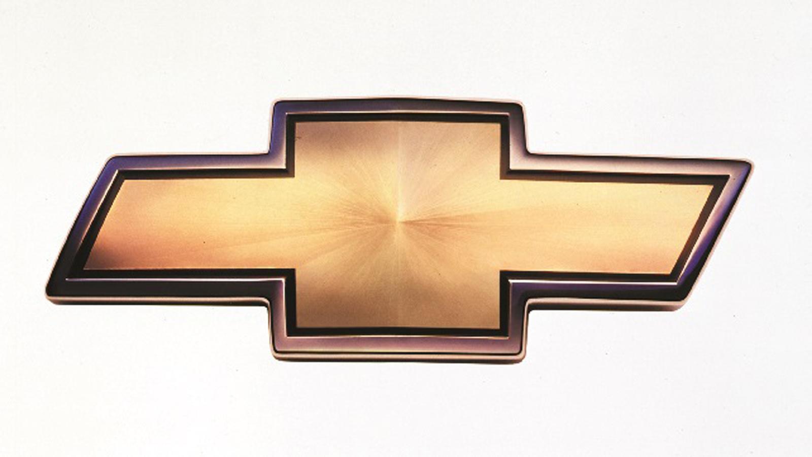 El Logo De Chevrolet Cumple 100 A 241 Os Autocosmos Com