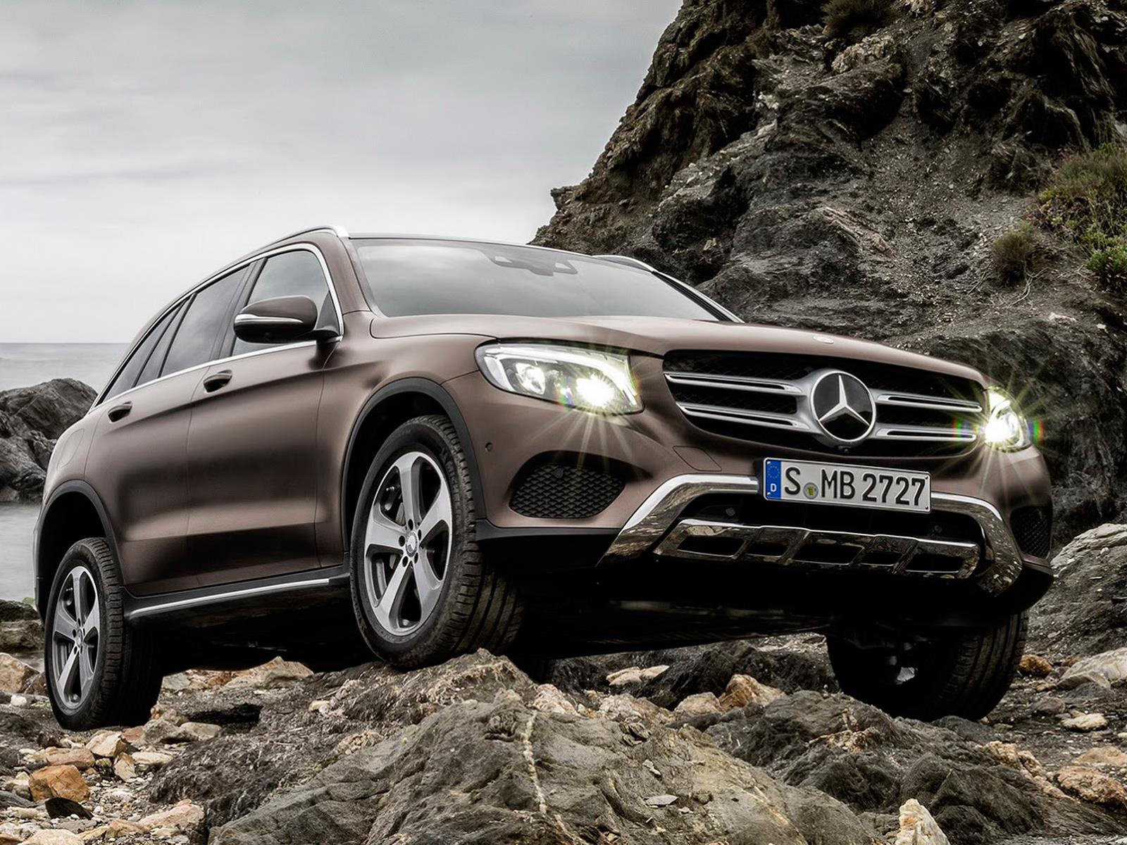 El nuevo mercedes benz glc se lanza en argentina for Mercedes benz glc precio