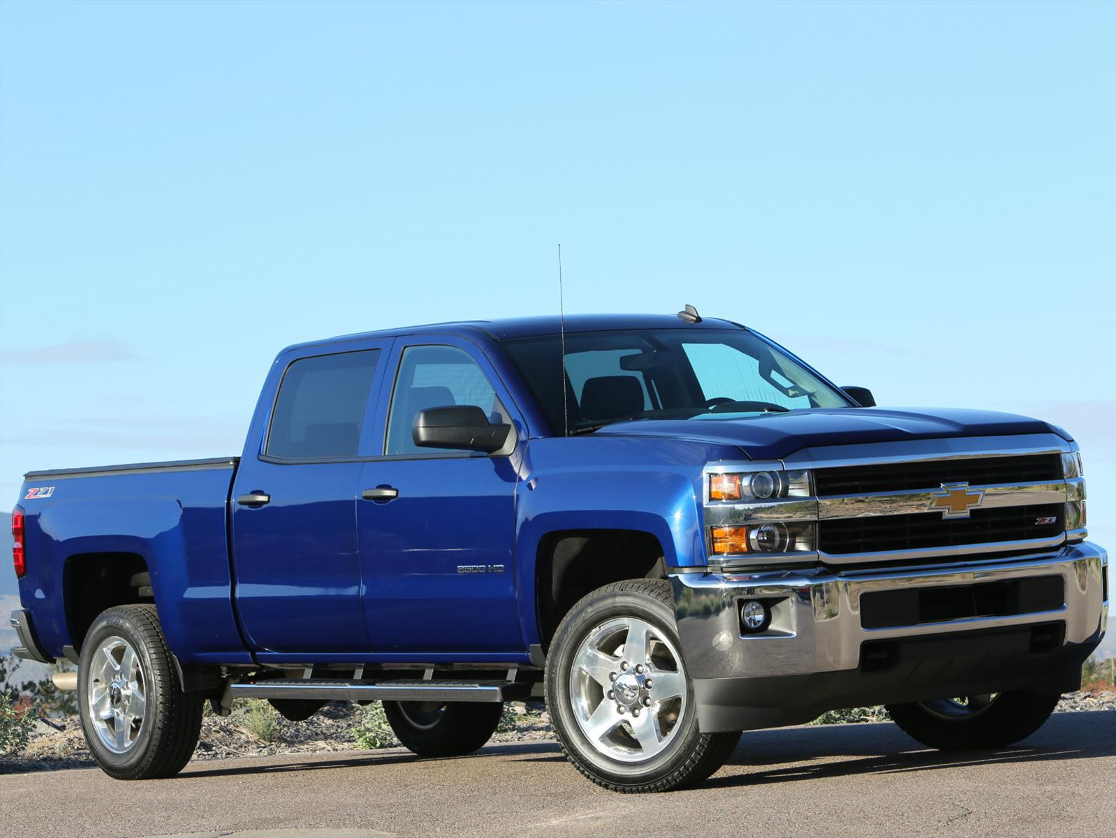 chevrolet silverado 2500hd carhartt concept 2017 debuta. Black Bedroom Furniture Sets. Home Design Ideas