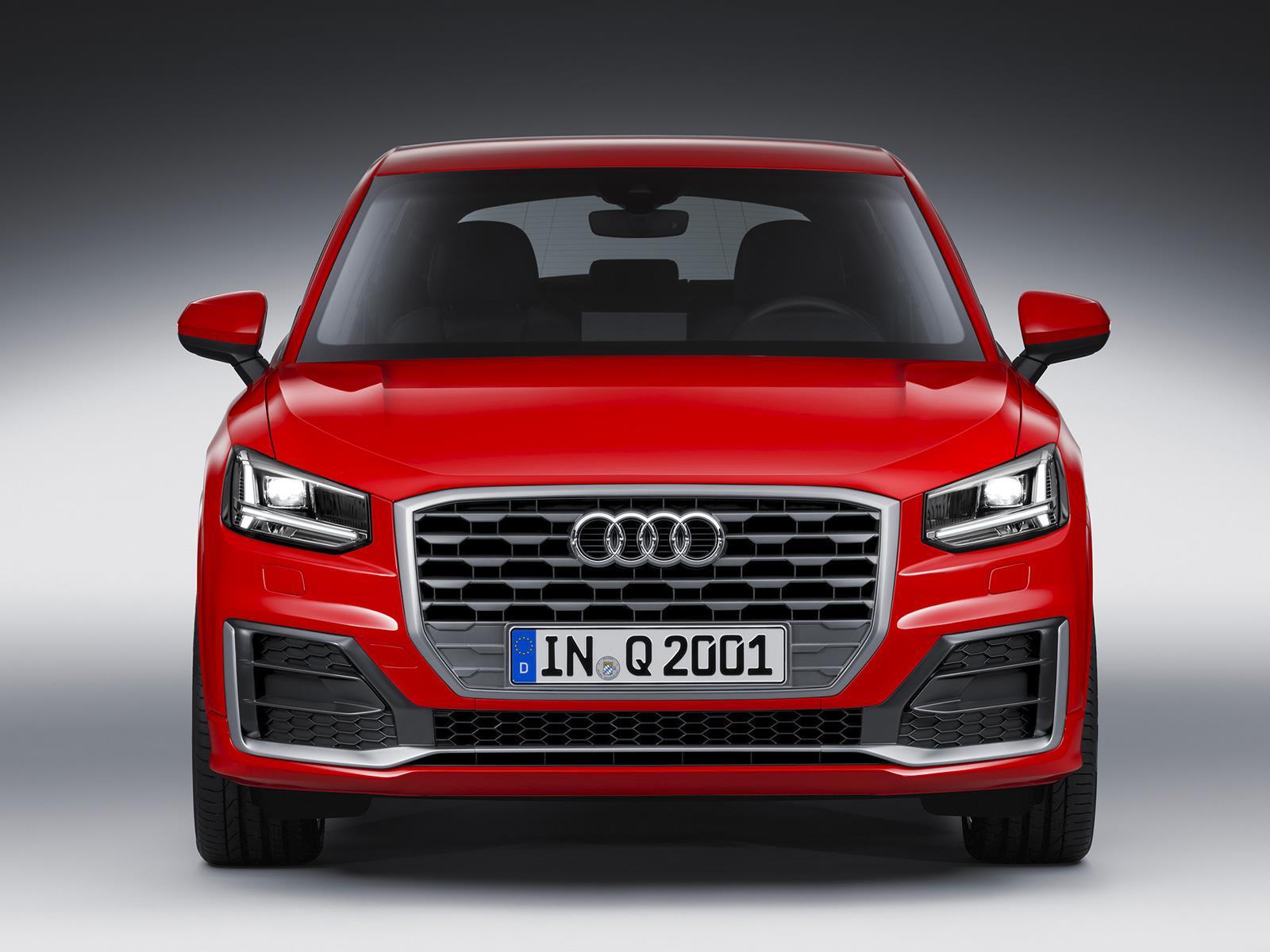 Autoshow De Ginebra 2016 Audi Q2 2017 El Nuevo