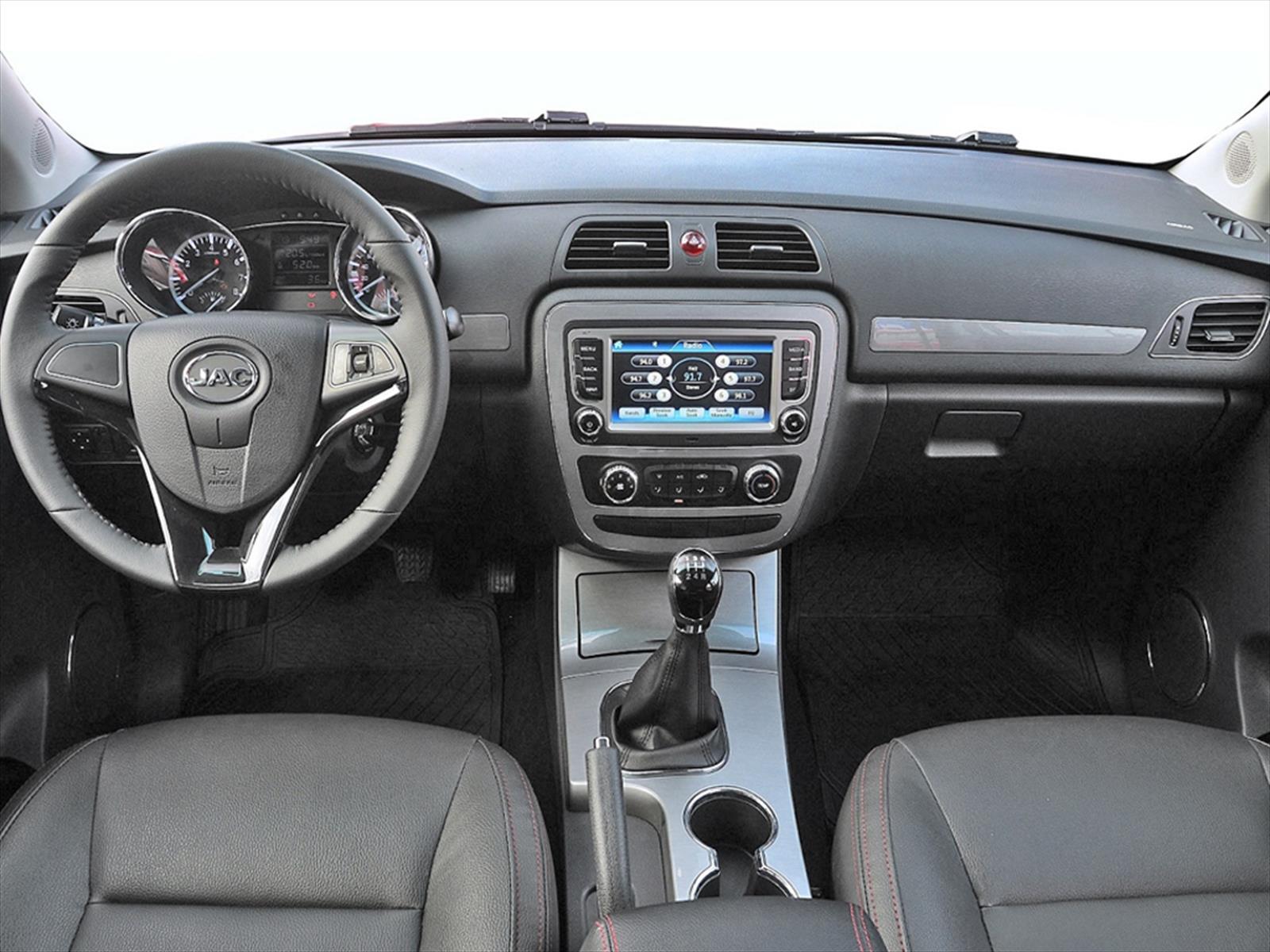 Pick Up Hyundai 2017 >> JAC estrena en Chile la camioneta T6 - Autocosmos.com