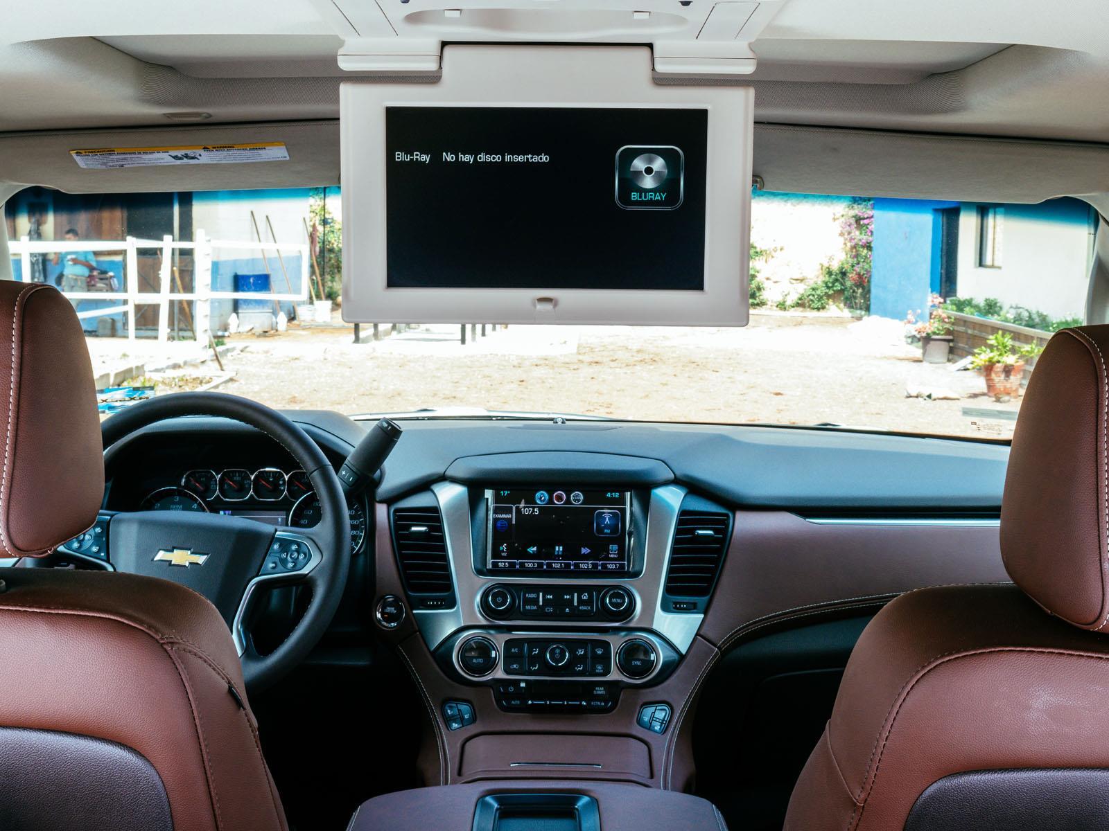 Chevrolet Tahoe 2015 a prueba - Autocosmos.com