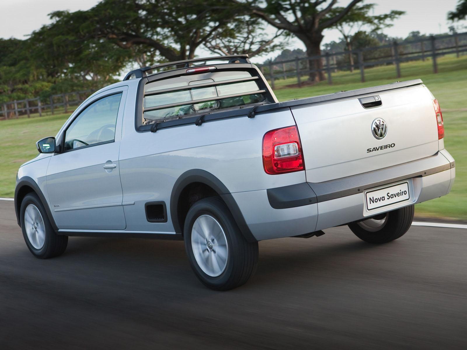 Volkswagen Saveiro 2013 - Autocosmos.com