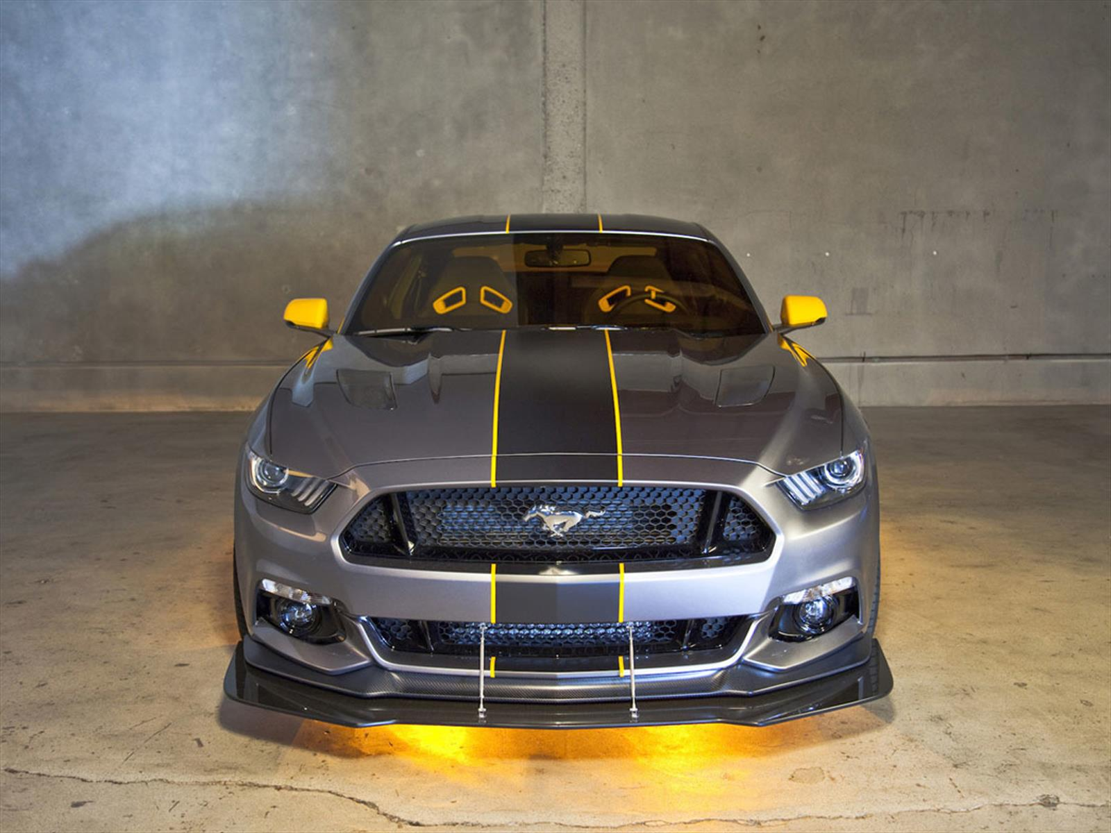 Conoce el Ford Mustang F-35 Lightning Edición ll ...