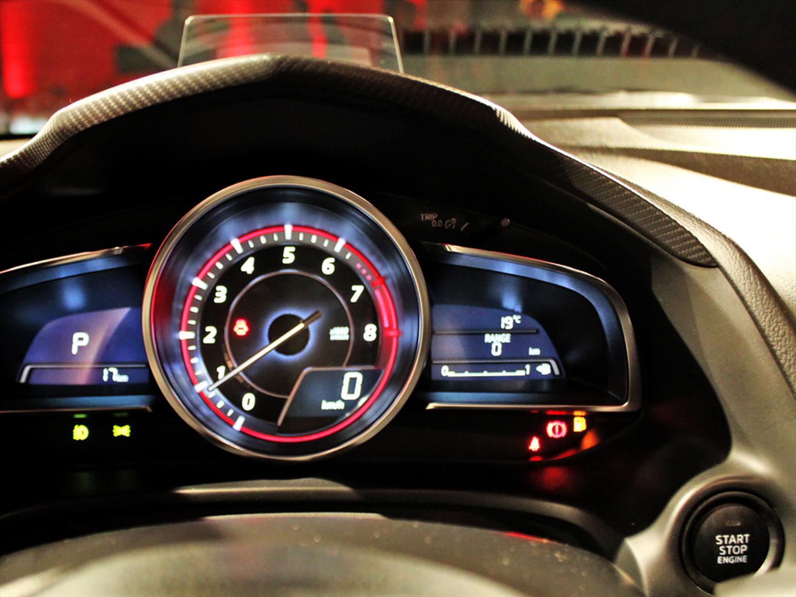 All New Mazda3 2015 Estreno Oficial En Chile Autocosmos Com