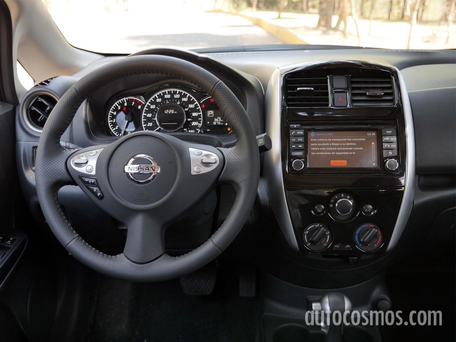 Nissan Note 2017 A Prueba Autocosmos Com
