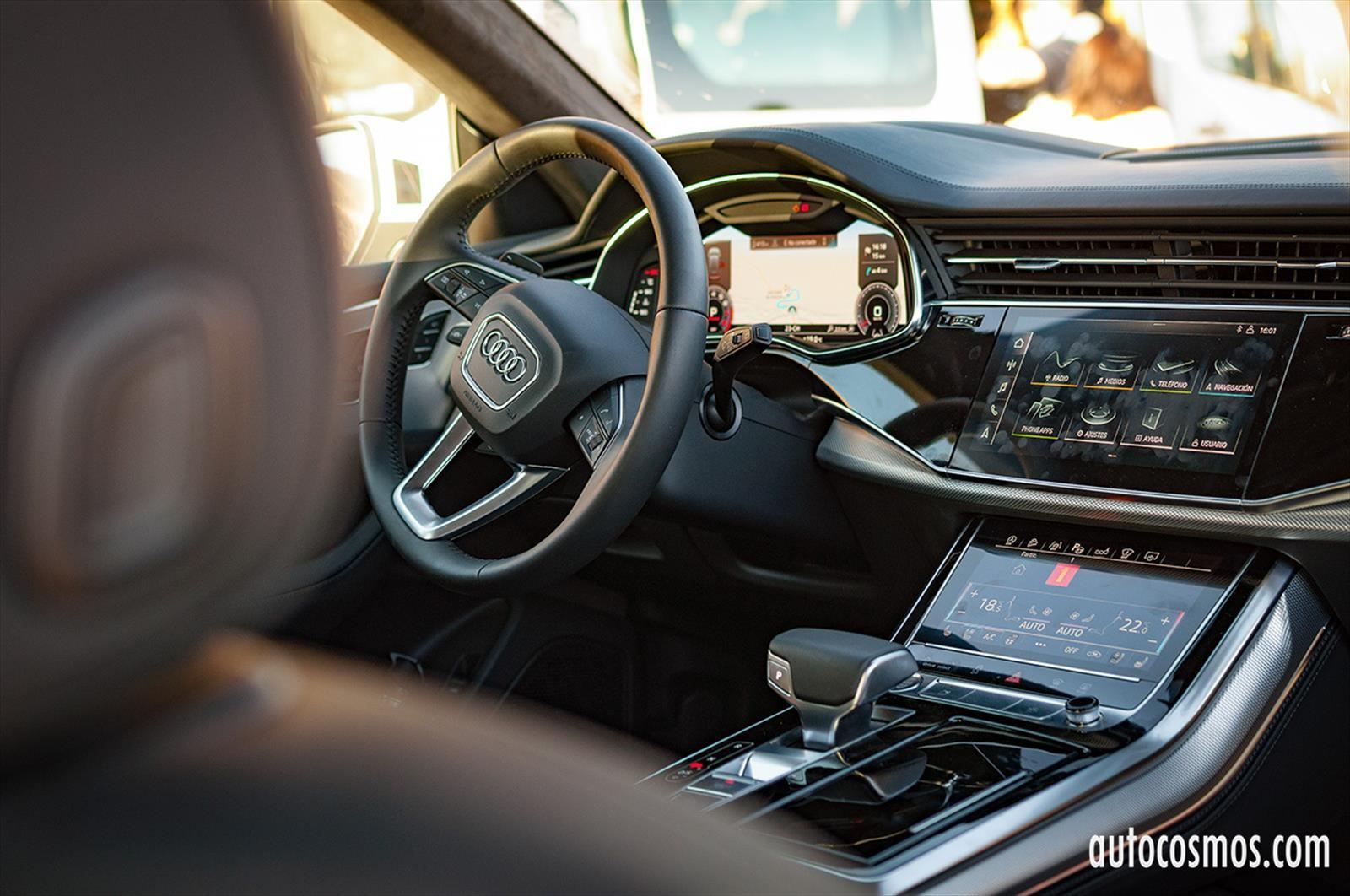 Audi Q8 2019 Primer Contacto Desde Chile Autocosmos Com