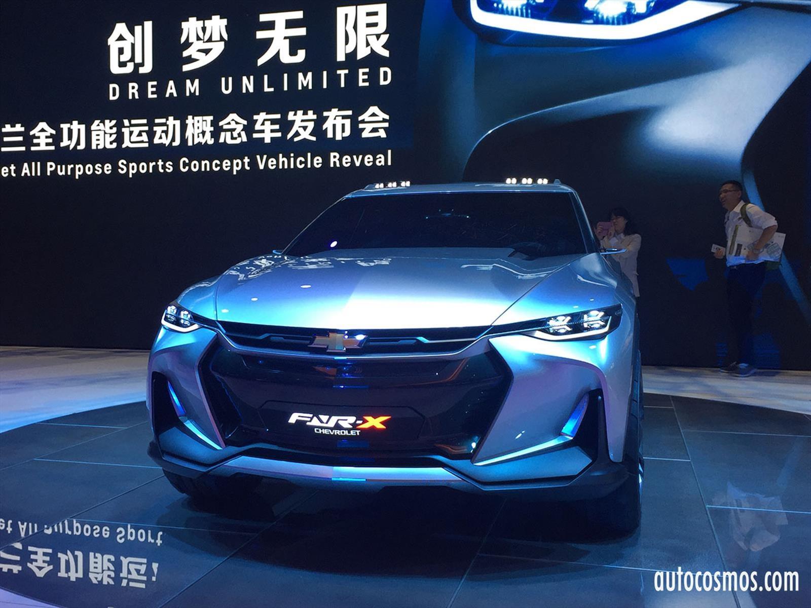 Chevrolet Fnr X Concept Noticias The Electric Car