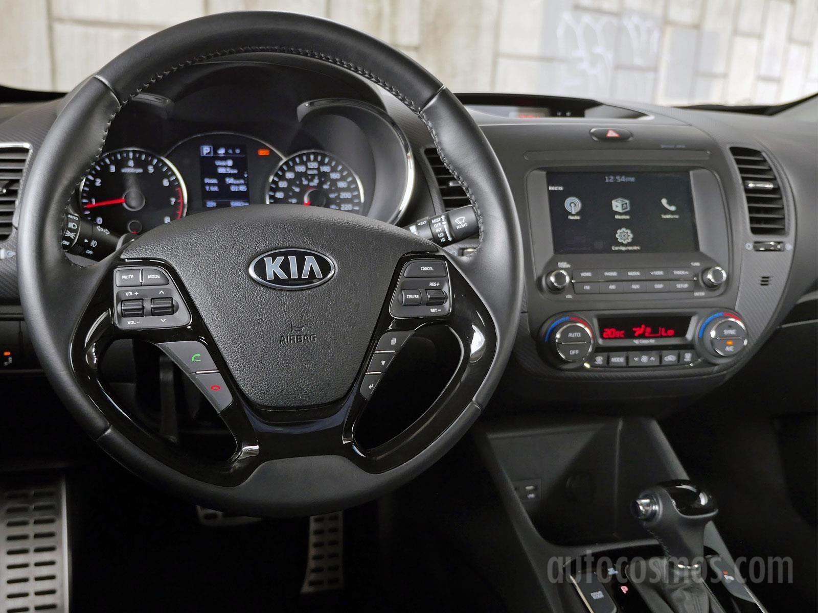Kia Forte Sed 225 N 2018 A Prueba Autocosmos Com