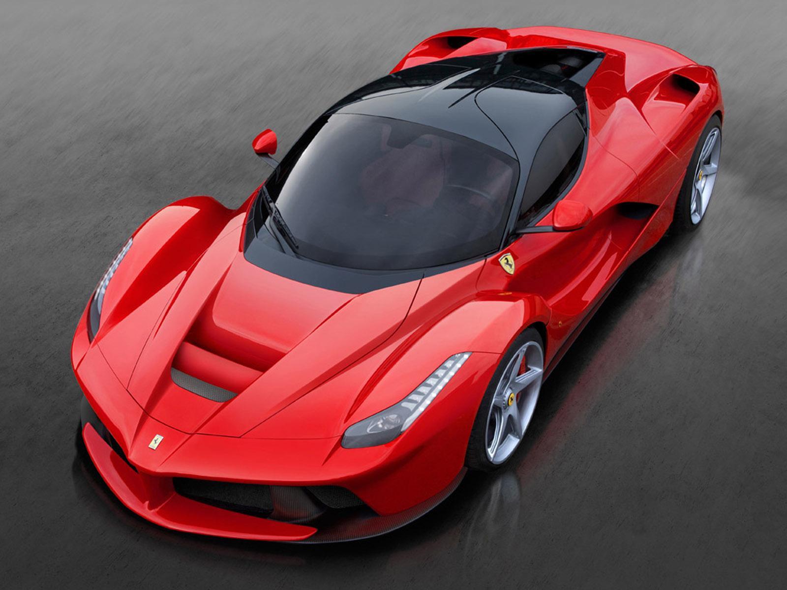 Salón de Ginebra 2013 - Ferrari presenta LaFerrari, 963 CV de ...