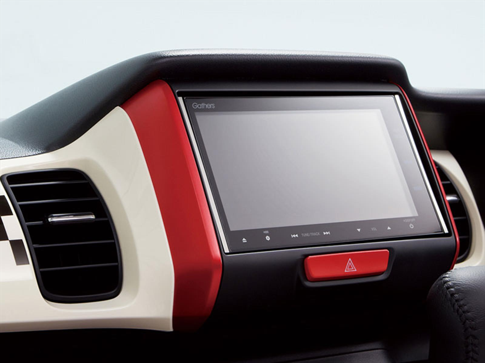 Honda N-Box Slash 2015 se presenta en Japón - Autocosmos.com