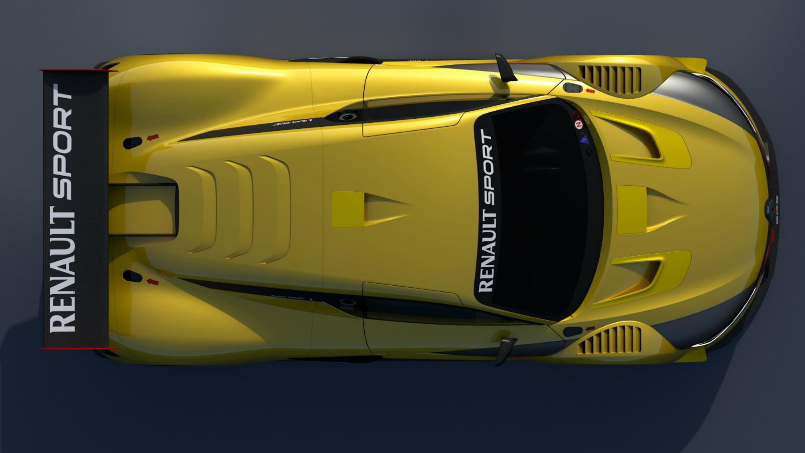 Nuevo Renault Sport R S 01 Renderings 2014: Renault Sport R.S. 01 El Nuevo Súperdeportivo Para Las