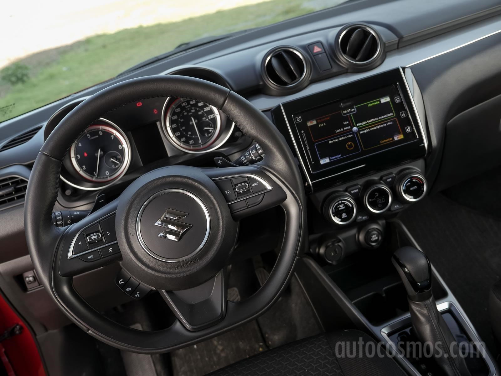 Suzuki Swift 2018 Se Presenta En M 233 Xico Desde 224 900