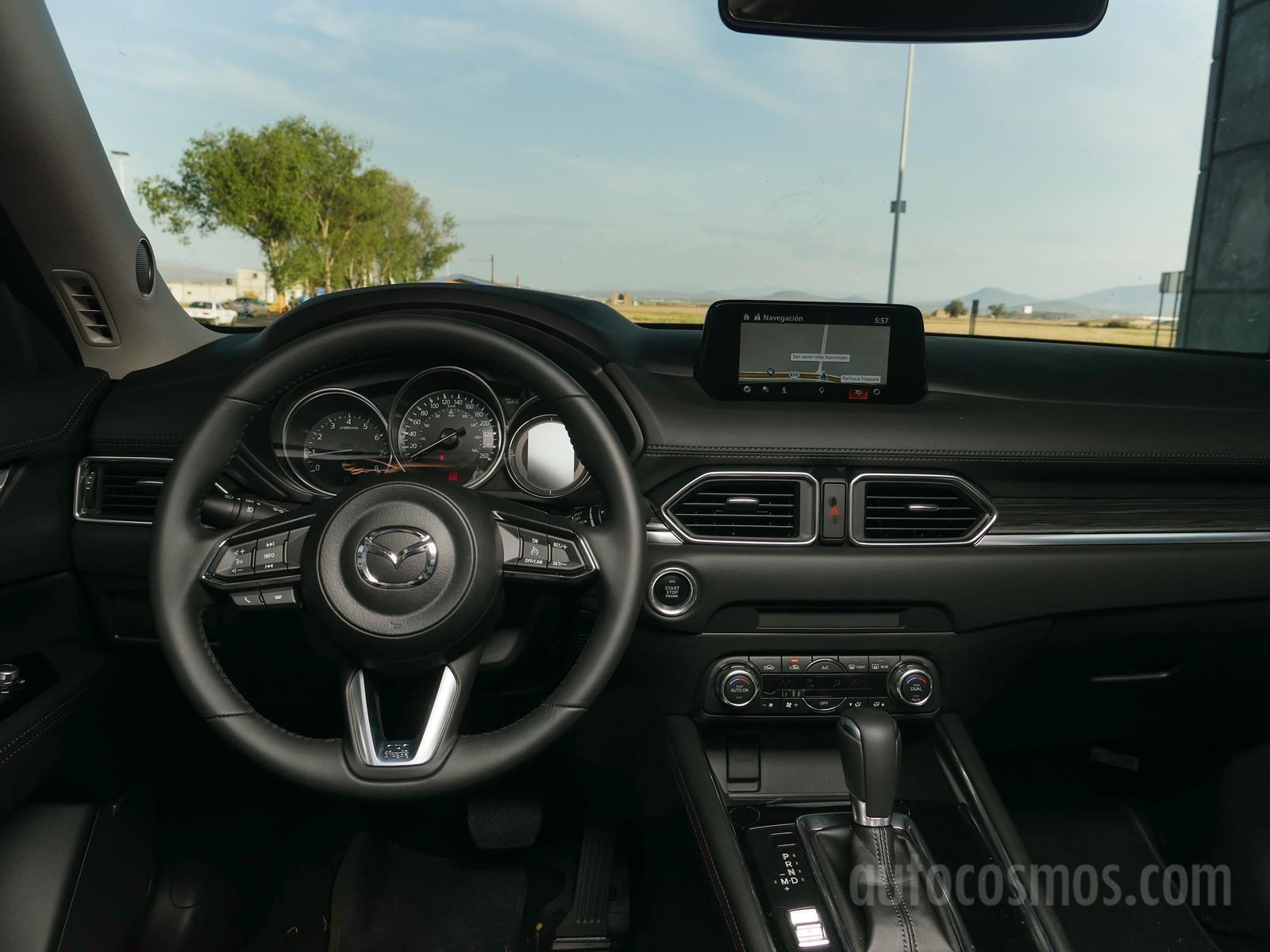 Mazda Cx 5 2018 A Prueba Autocosmos Com