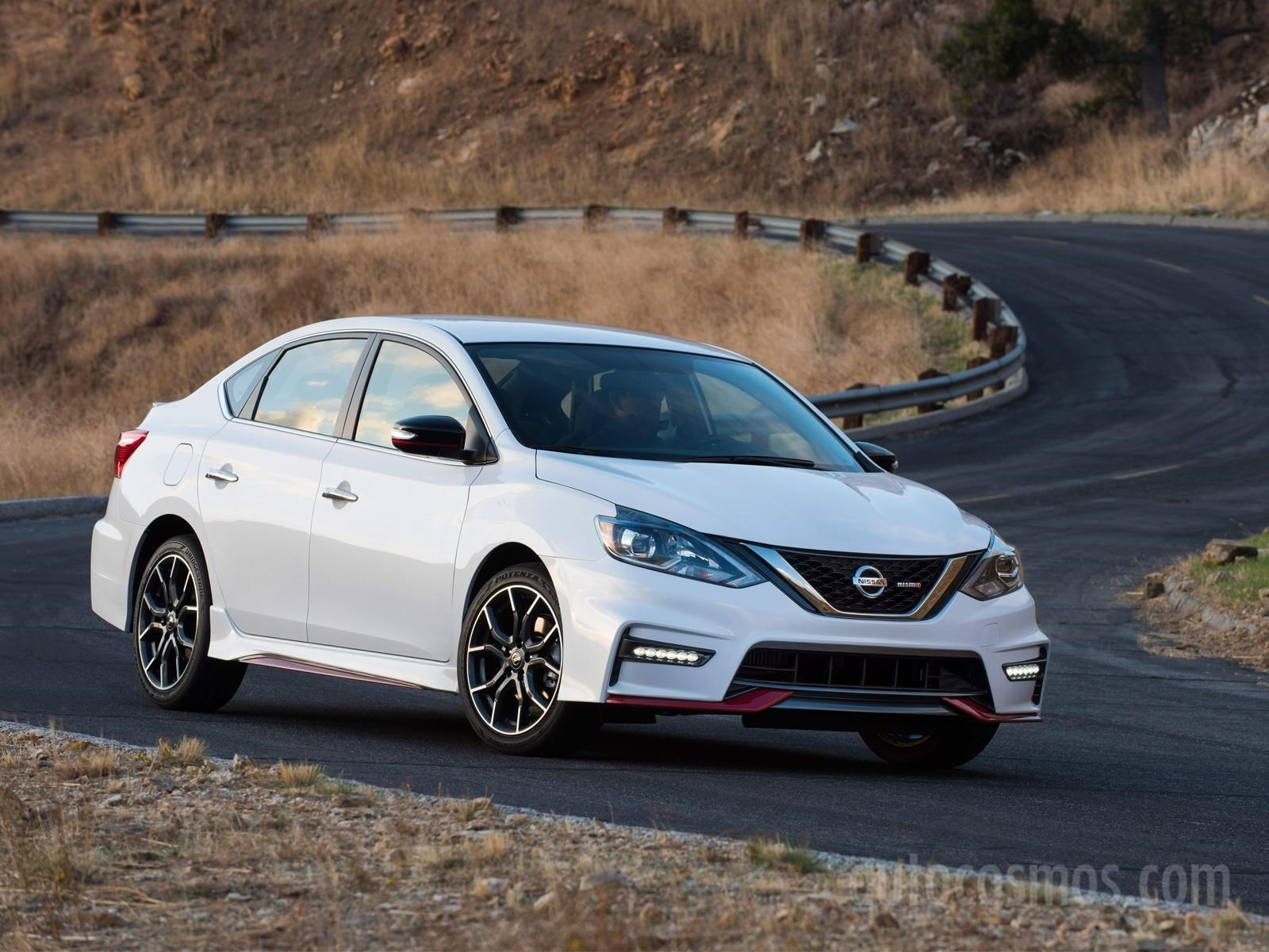 Nissan Sentra NISMO 2018 llega a México en $437,400 pesos ...