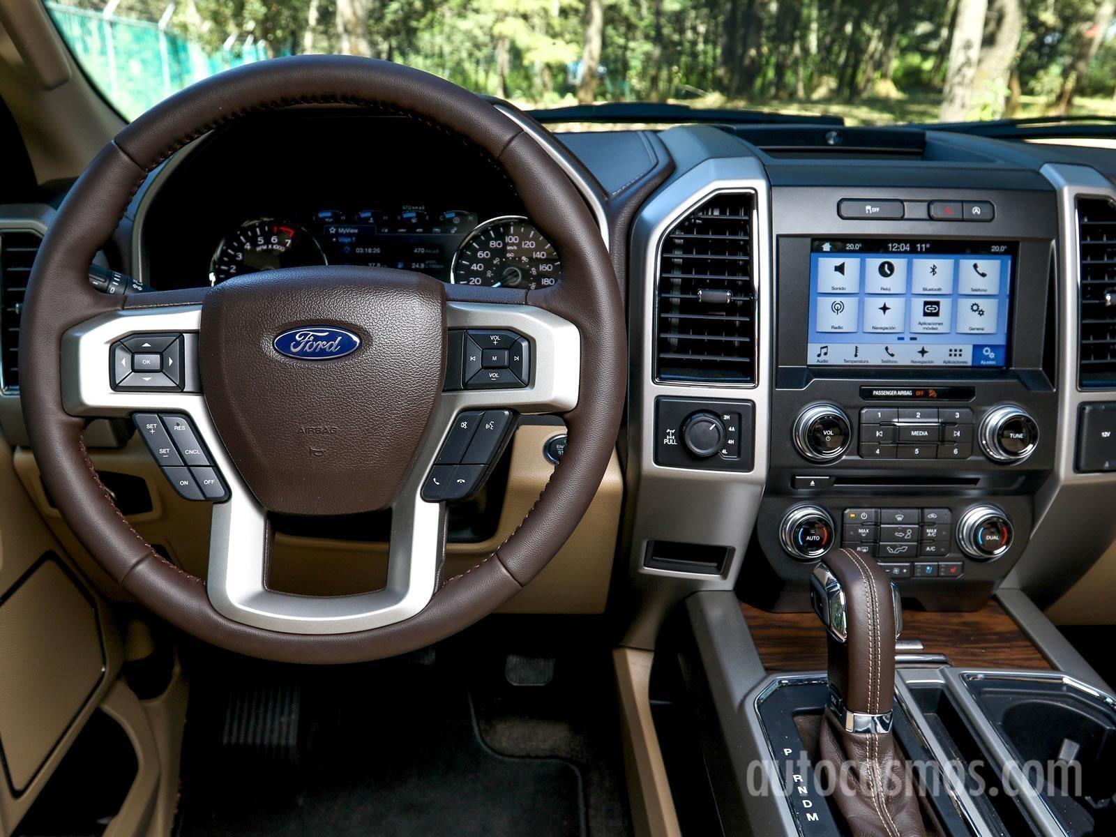 Ford Lobo 2018 Llega A Mexico Desde 572 300 Pesos Autocosmos Com