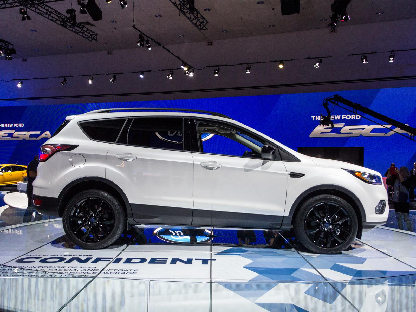 Sal 243 N De Los 193 Ngeles 2015 Nueva Ford Kuga Estrena