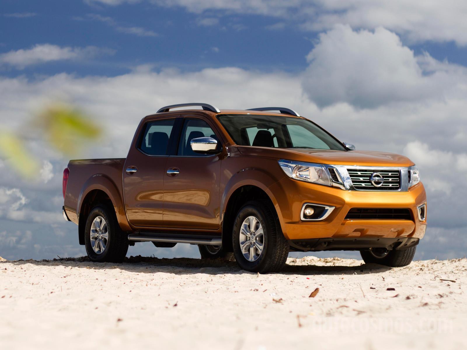 Nissan NP300 Frontier 2016 llega a México desde $284,900 ...