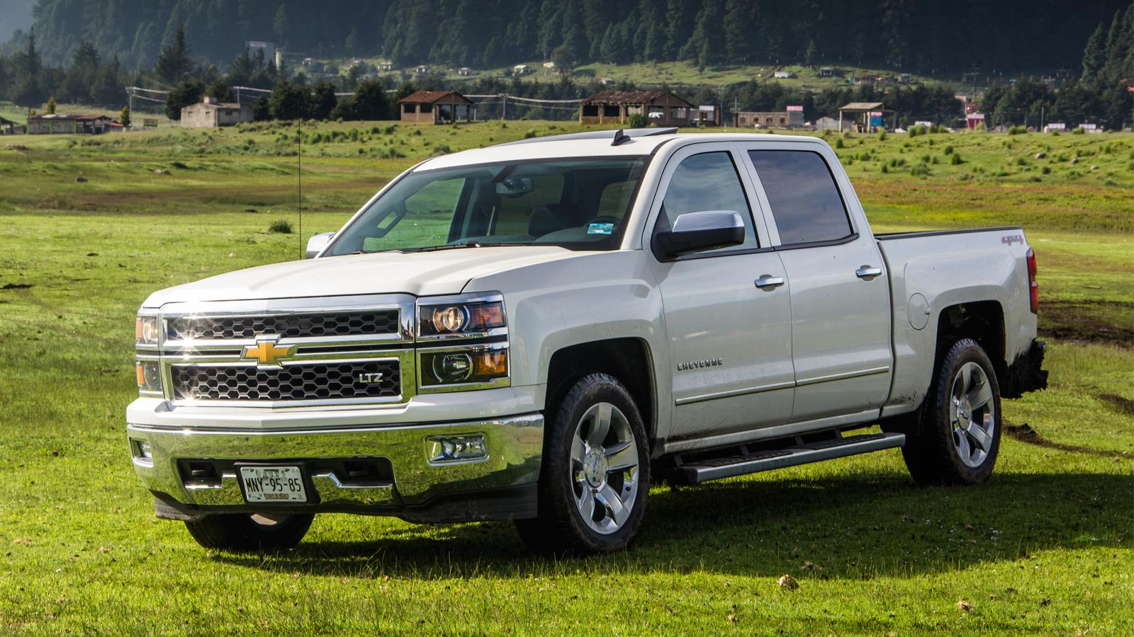 Chevrolet Cheyenne 2014 - Autocosmos.com