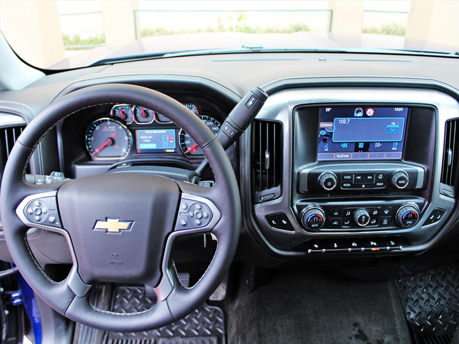 2015 Chevrolet Silverado 1500 Z71 LTZ Crew Cab   MSN