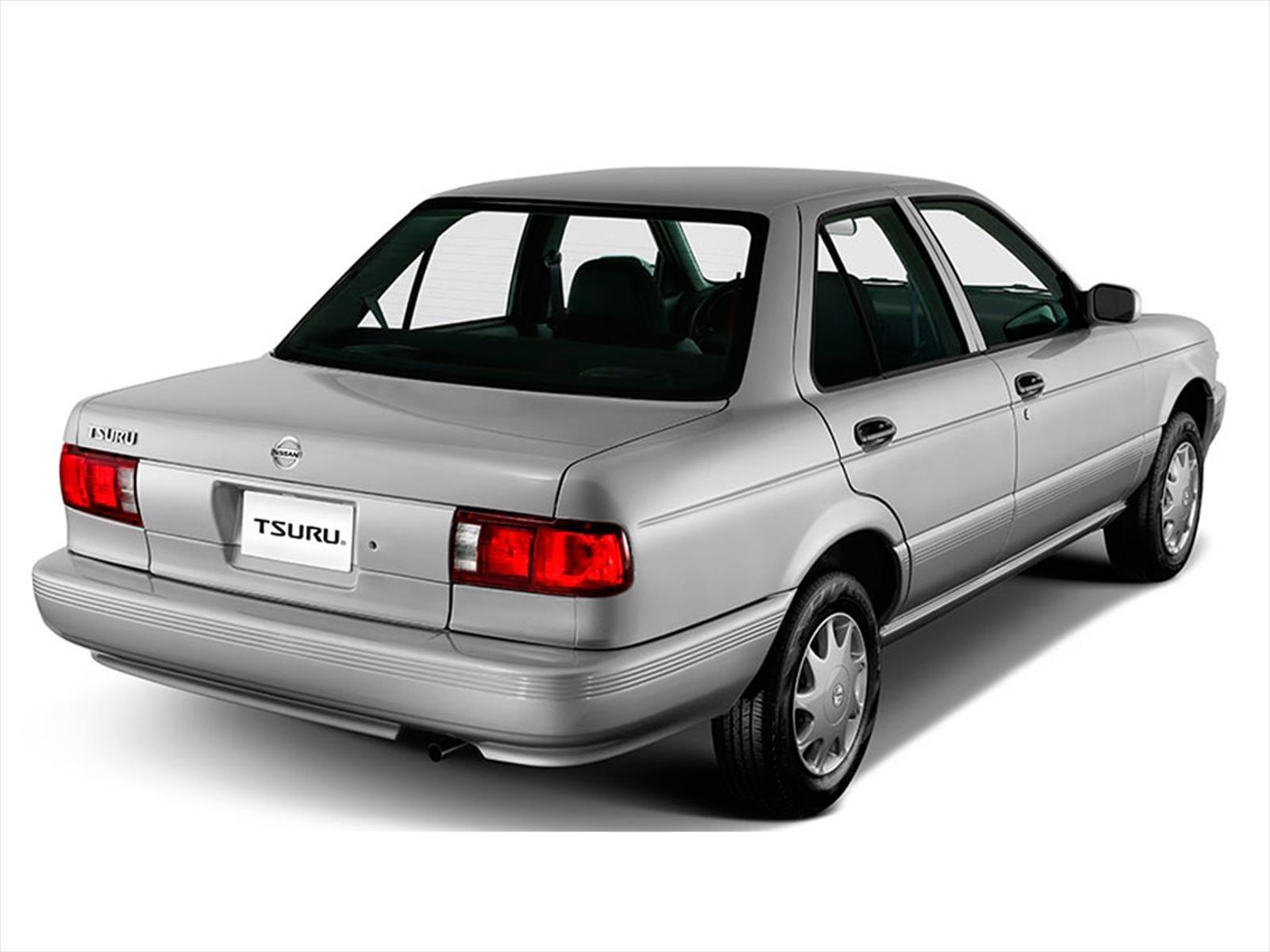 Nissan Tsuru dejará de producirse en 2017 - Autocosmos.com