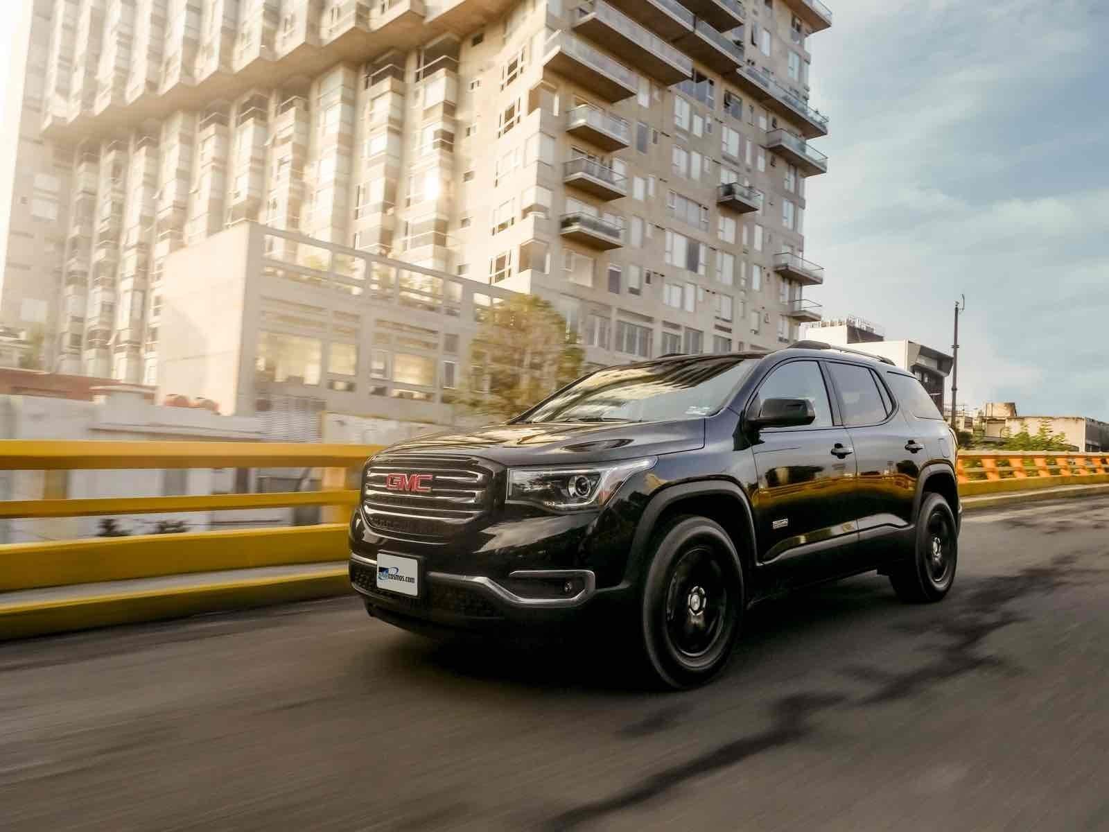 Gmc Acadia All Terrain 2019 Llega A Mxico En 826800 Pesos Accesorios Para Camionetas