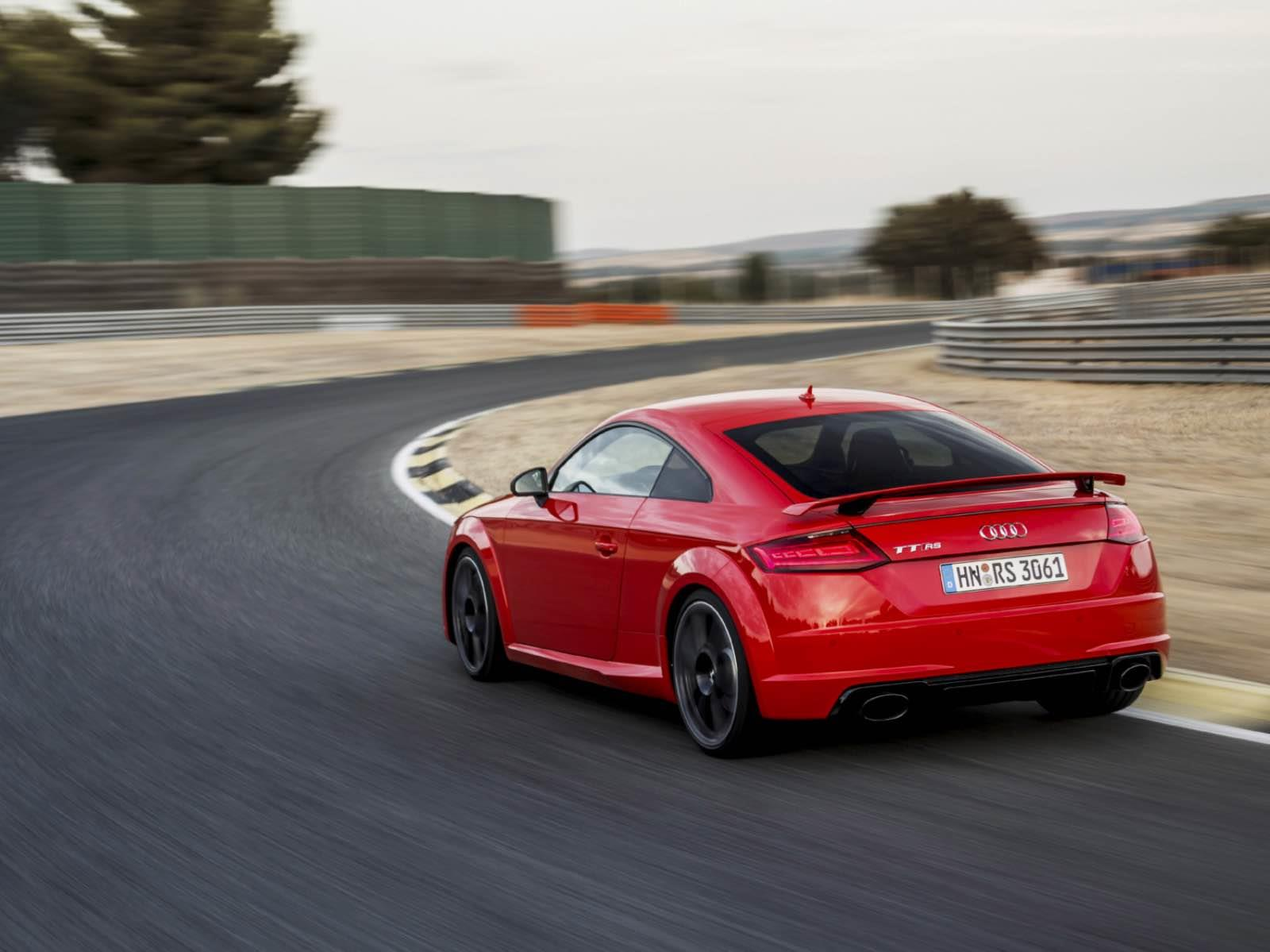 Ya a la venta los Audi TT RS Coupé y Roadster 2017 ...