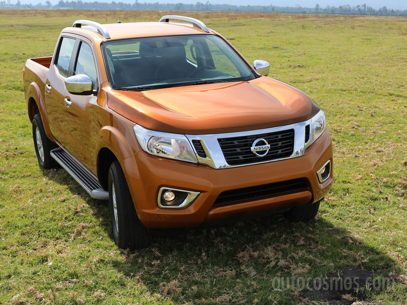 Nissan NP300 Frontier 2016 a prueba - Autocosmos.com