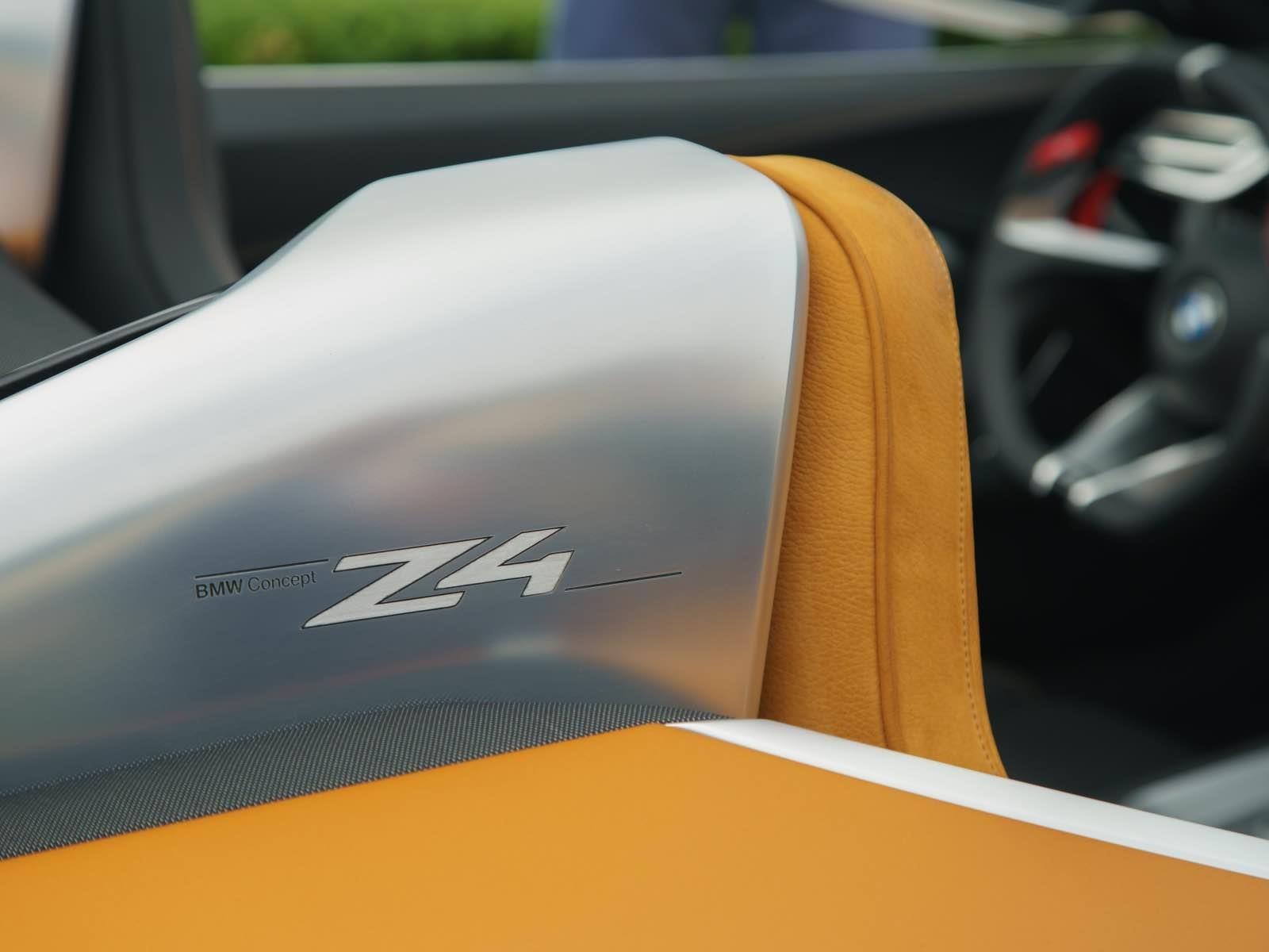 Bmw Concept Z4 Se Muestra En Pebble Beach Autocosmos Com