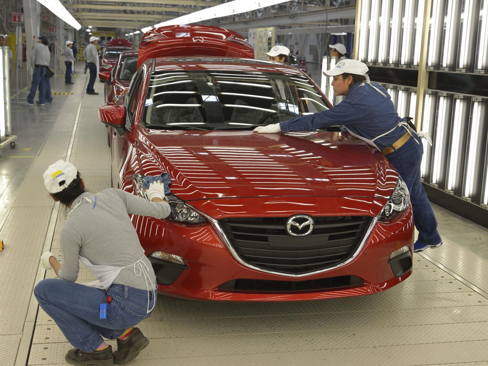 10 Cosas Que Debes Saber Sobre La Nueva Planta De Mazda En