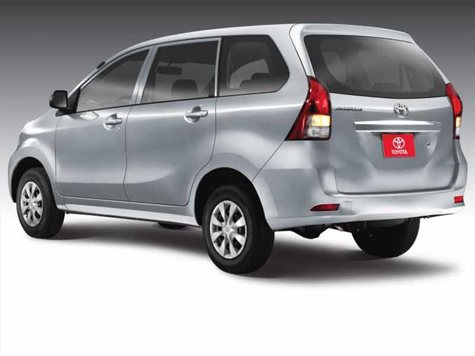 Toyota Avanza 2016 Autocosmos Com