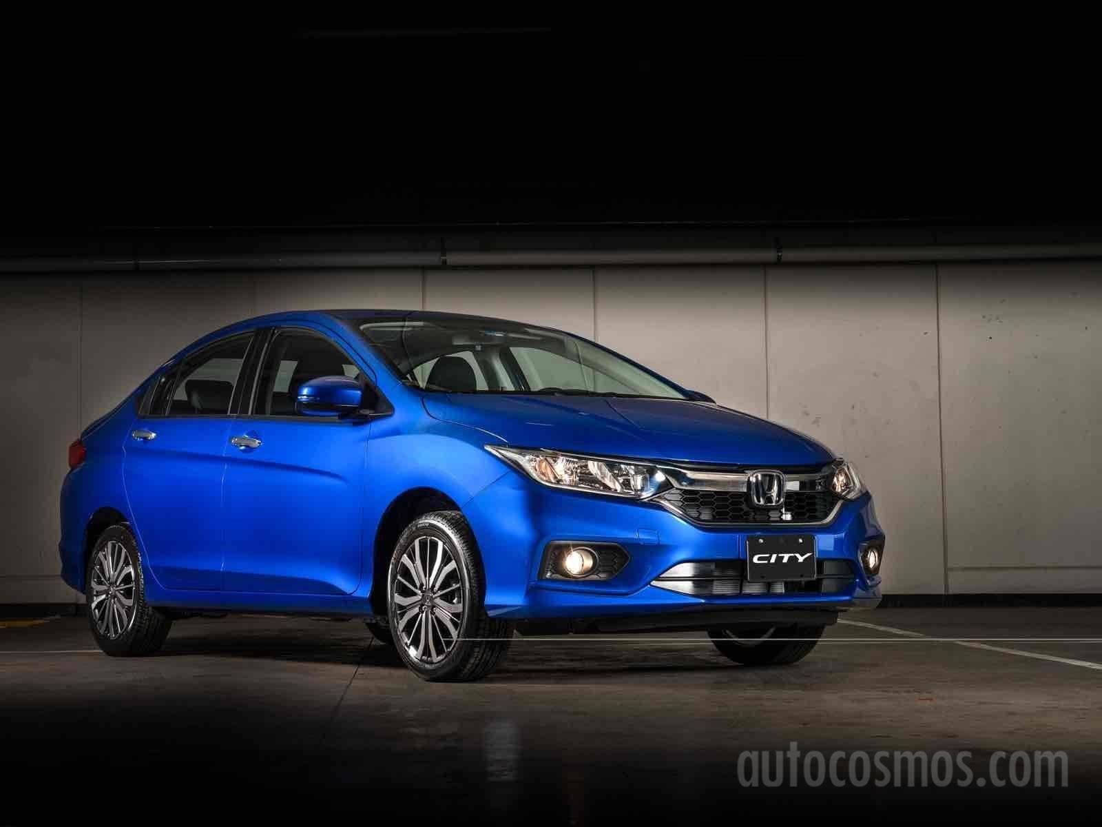 Honda City 2018 A Prueba Autocosmos Com