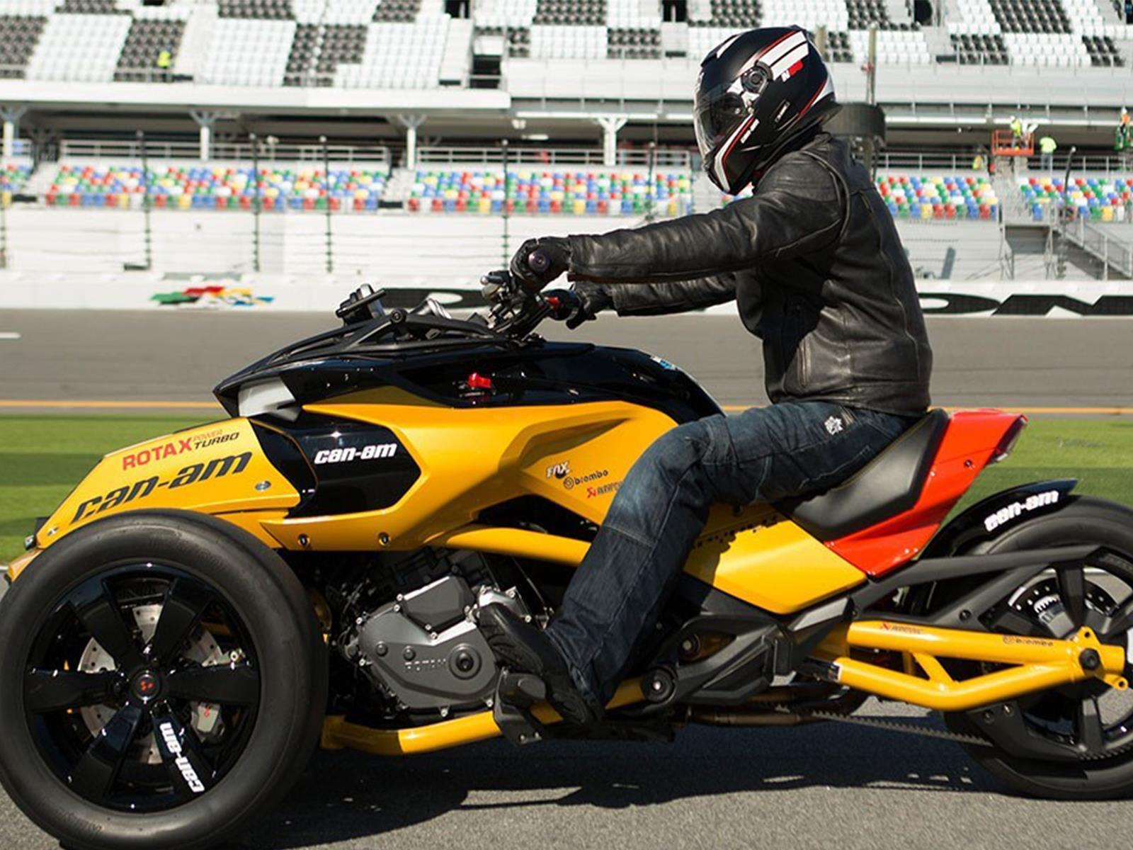 Can Am Spyder F3 Turbo Autocosmos Com