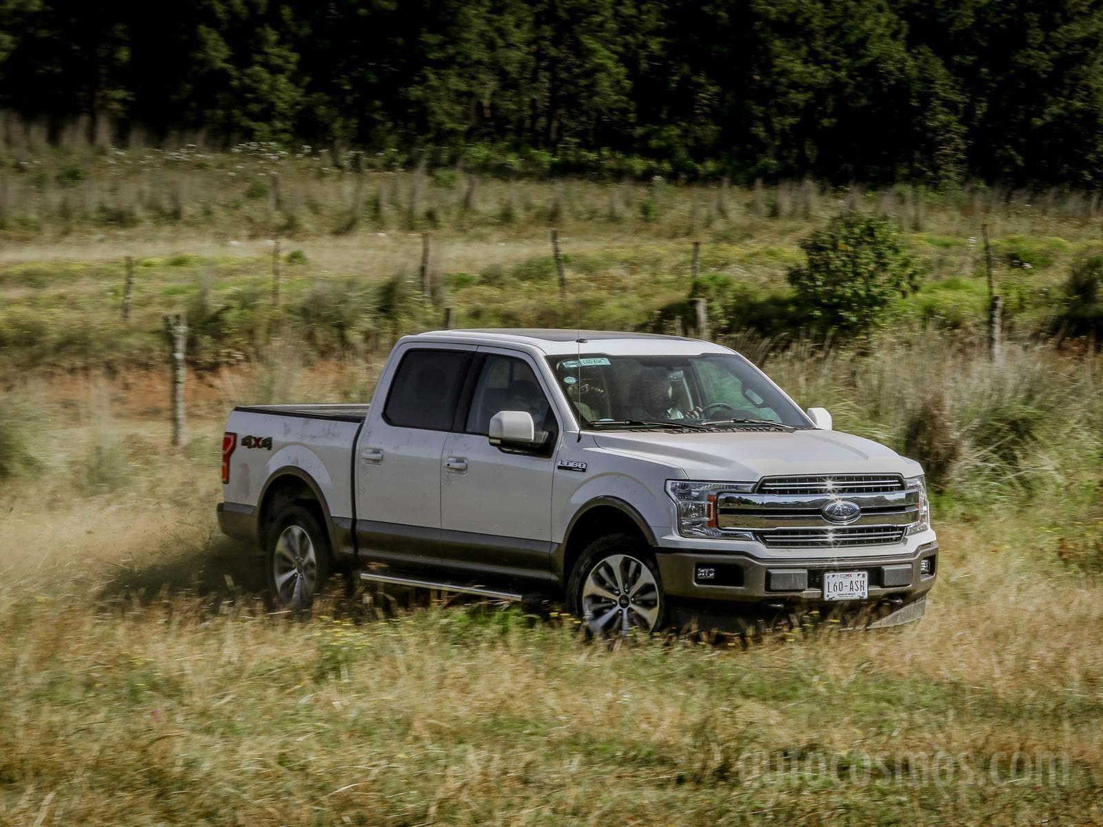 Hr V 2019 >> Ford Lobo 2018 a prueba - Autocosmos.com