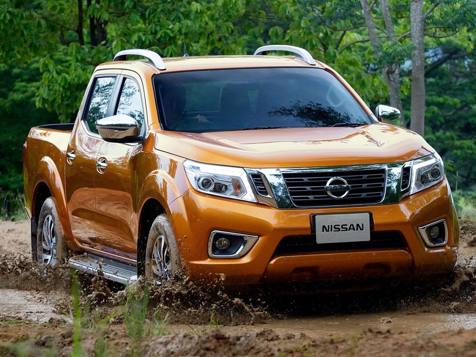 Nueva Nissan Frontier 2015 Primeras Im 225 Genes Autocosmos Com