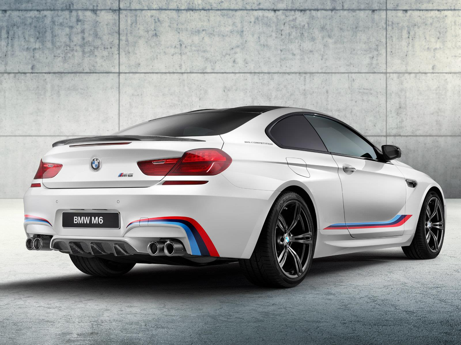 Bmw M6 Coup 233 Competition Edition M Performance 2016 Llega