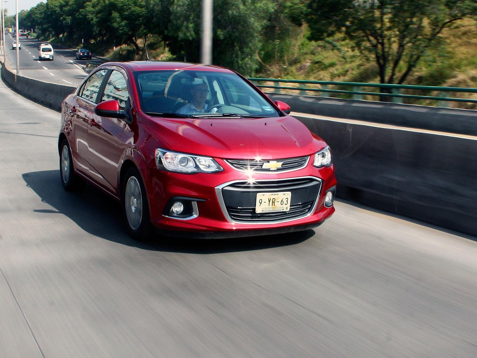 Chevrolet Sonic 2017 Llega A M U00e9xico Desde  205 400 Pesos
