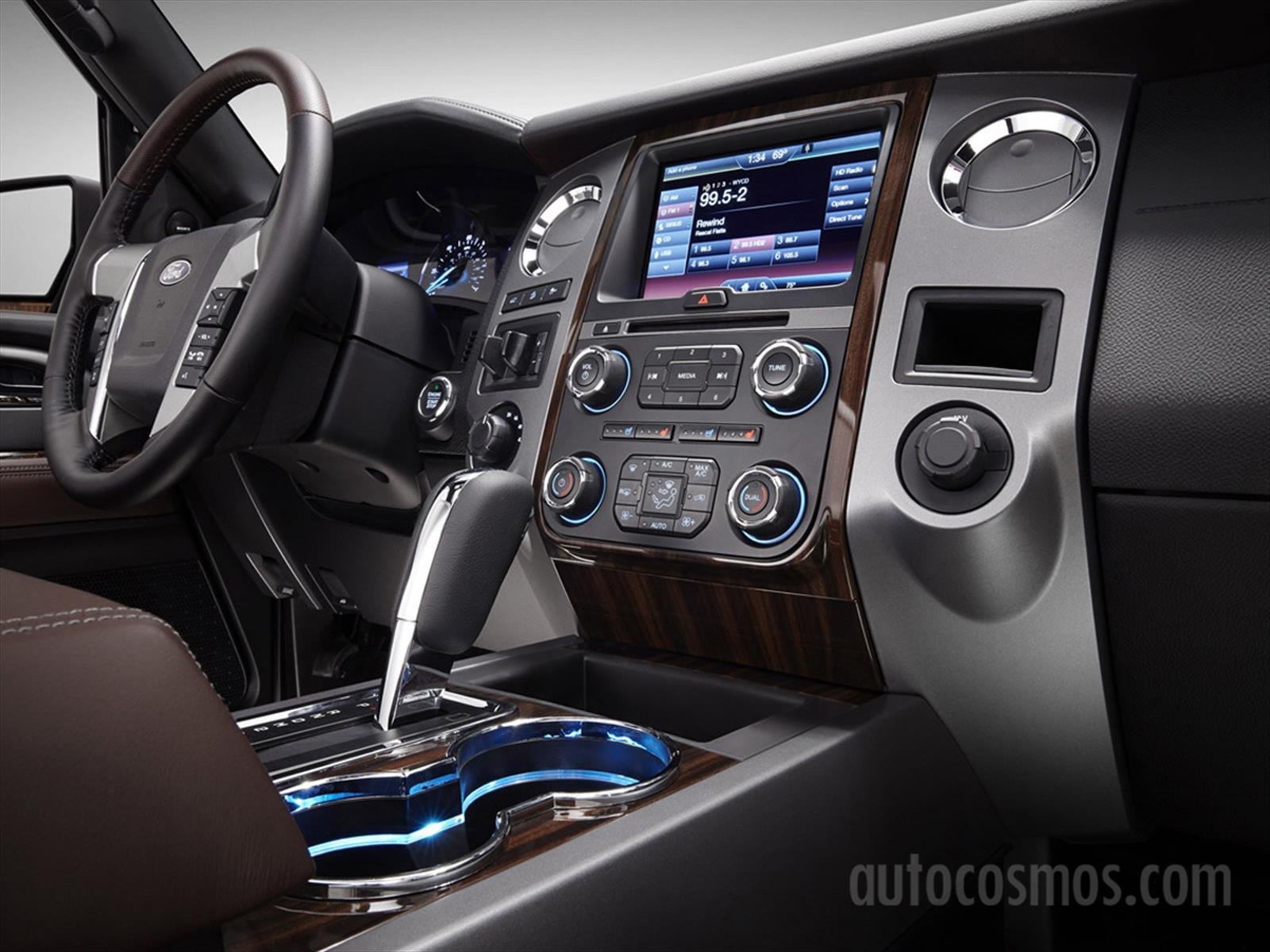 Ford Expedition 2015 se presenta en México - Autocosmos.com