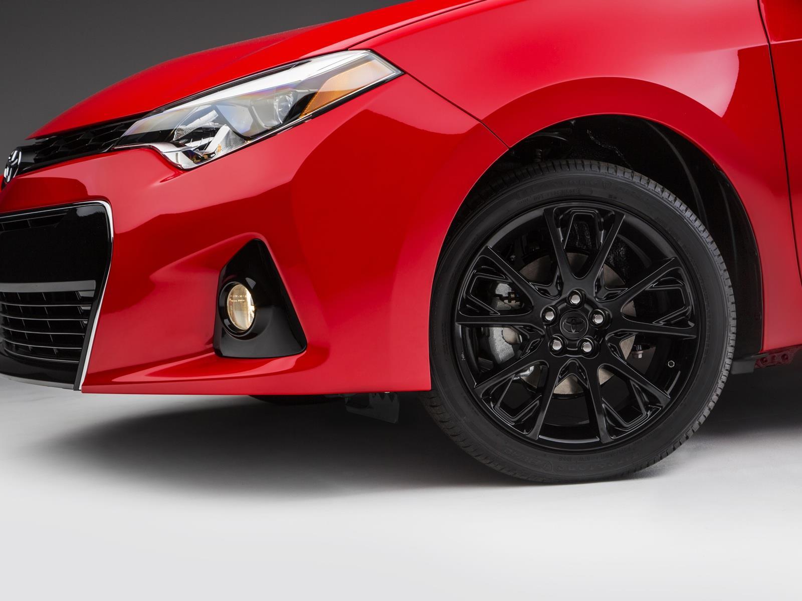 Toyota Corolla Special Edition 2016, un compacto exclusivo ...
