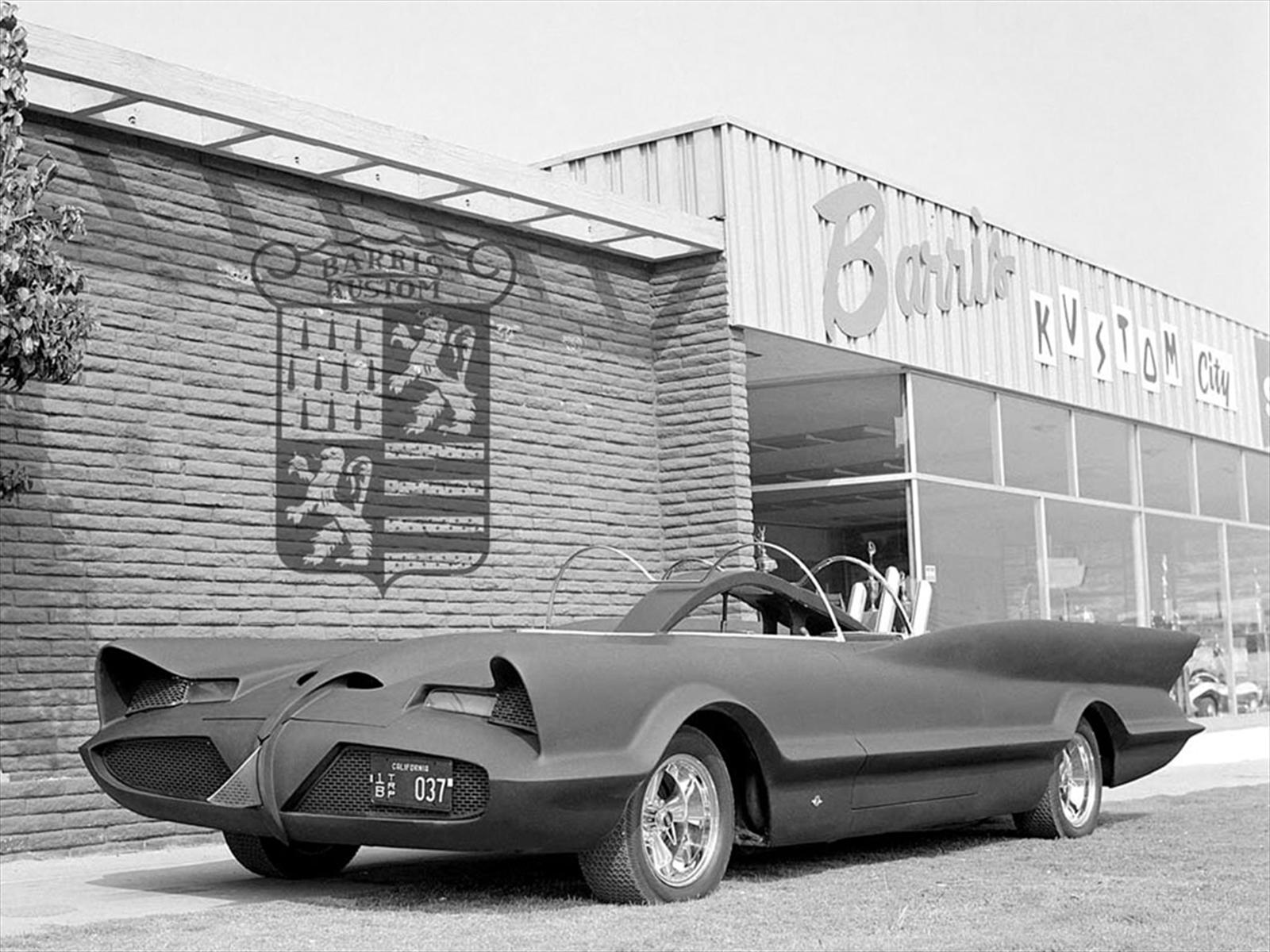 Retro Concepts Lincoln Futura 1954 Autocosmos Com