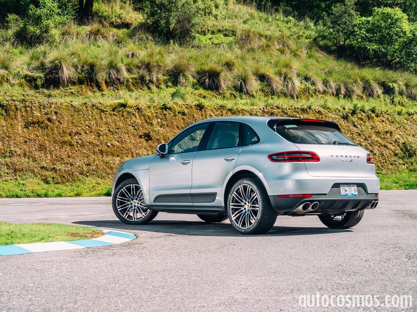 Porsche Macan 2015 A Prueba Autocosmos Com