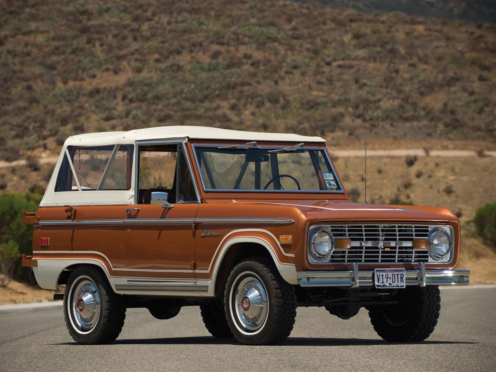 2016 Ford Bronco >> Confirmado, los Ford Bronco y Ranger serán producidos en EE.UU. - Autocosmos.com