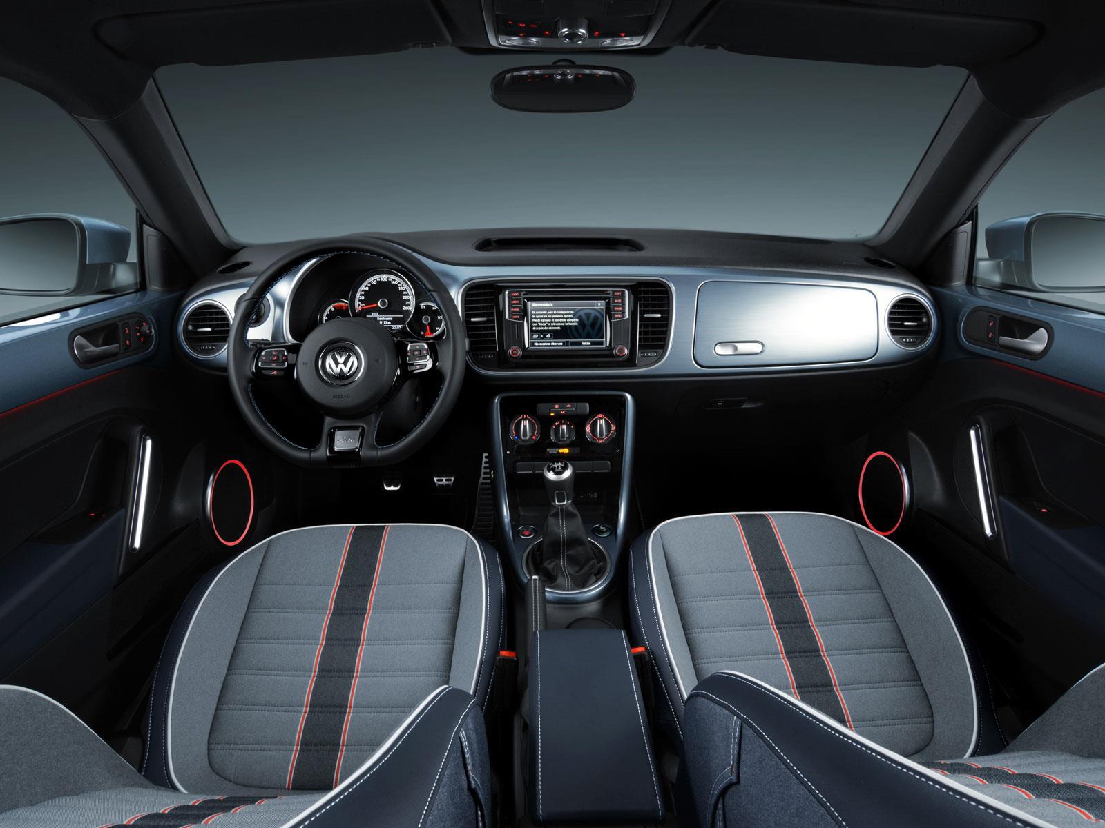 Volkswagen Beetle Denim 2017 Llega A M Xico Desde 305 990 Pesos