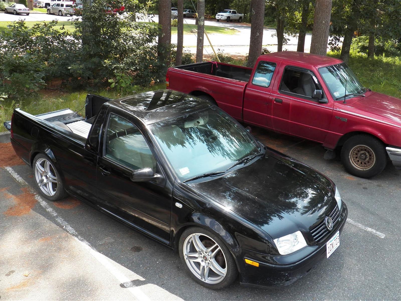 Convierte tu Volkswagen Clásico en una pick-up por 3,500 dólares - Autocosmos.com