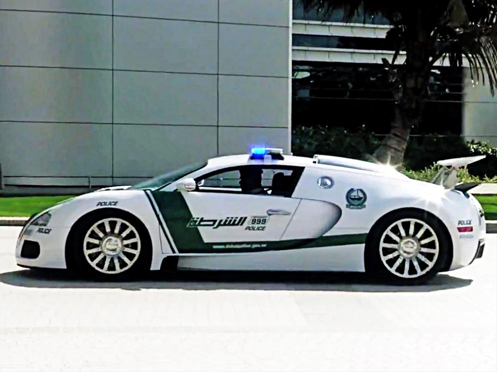 Cl Mustang >> Bugatti Veyron: Se suma a la súper flota de patrullas de Dubai - Autocosmos.com