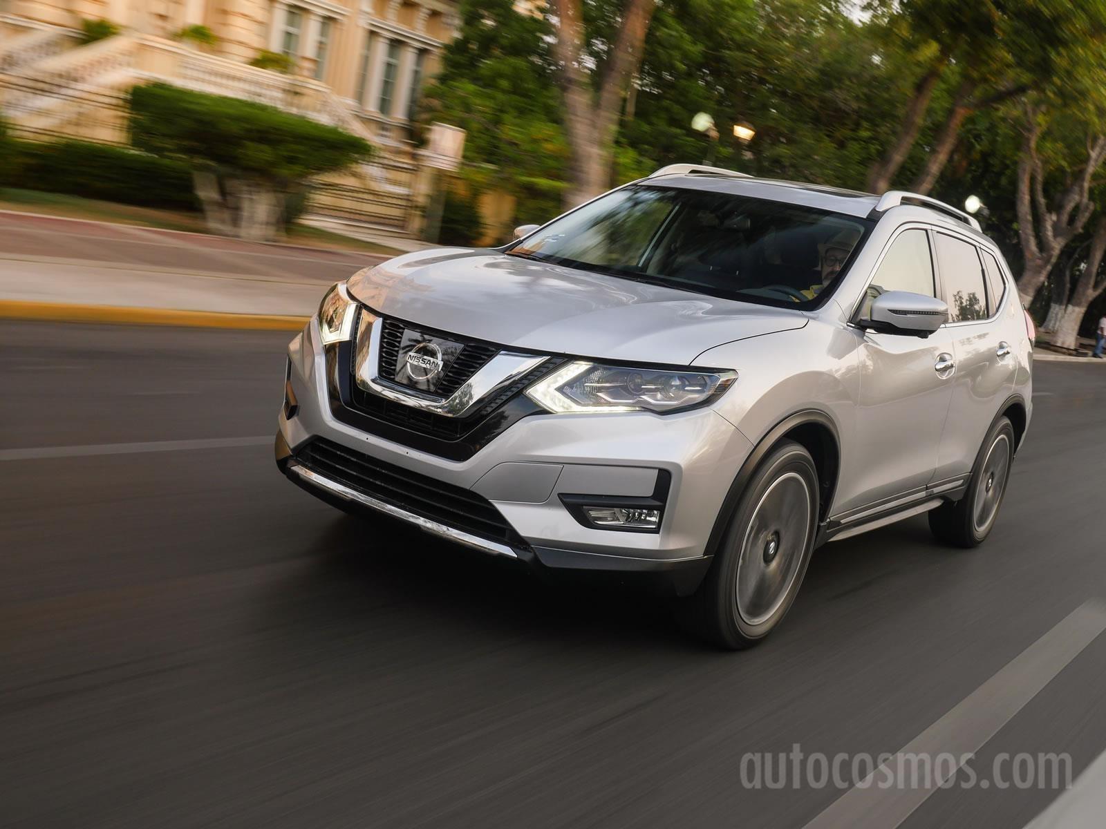 Renault Alaskan 2018 >> Nissan X-Trail 2018 - Autocosmos.com