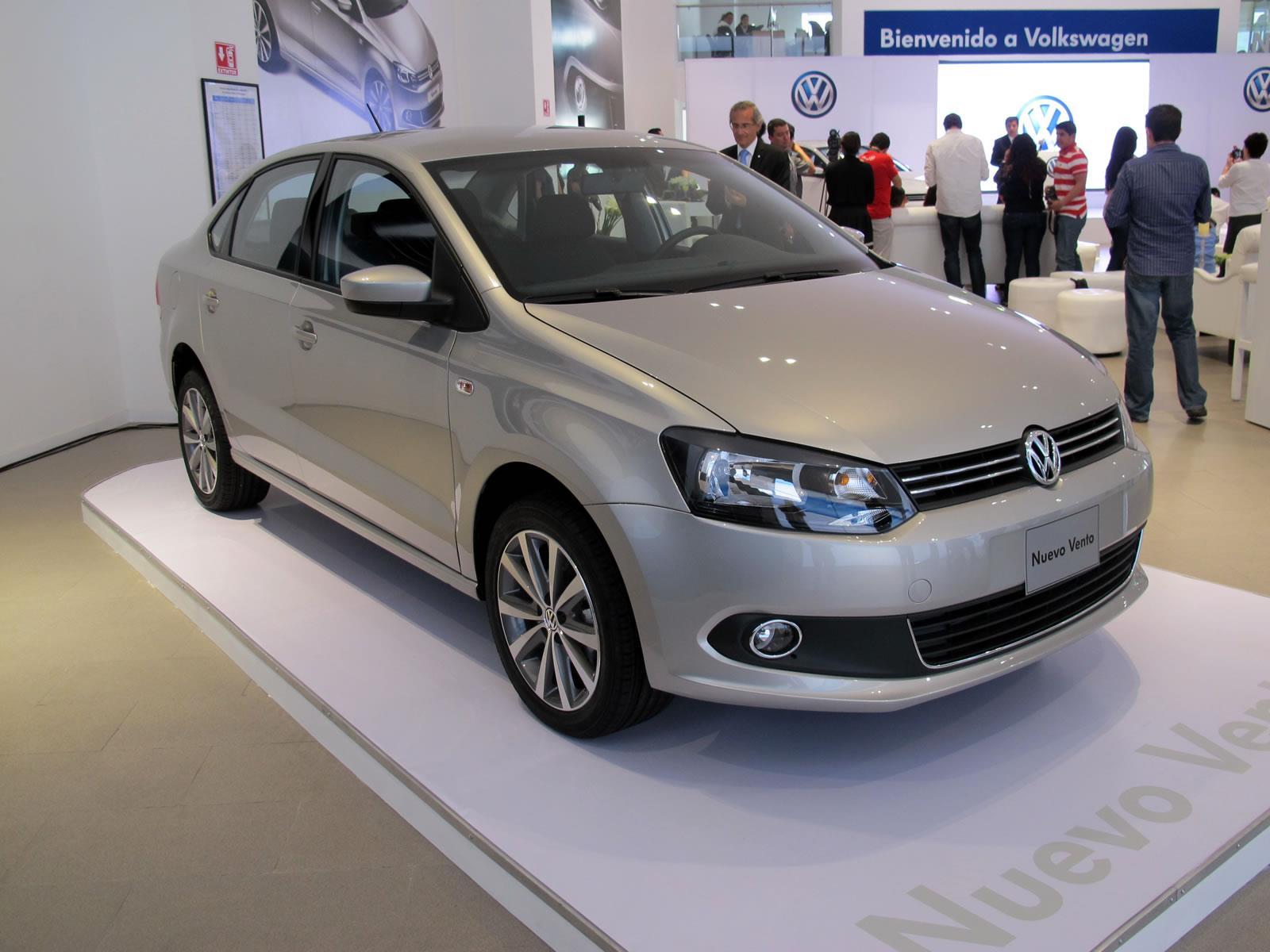 Volkswagen Nuevo Vento 2014, ¿el sustituto del Jetta Clásico? - Autocosmos.com