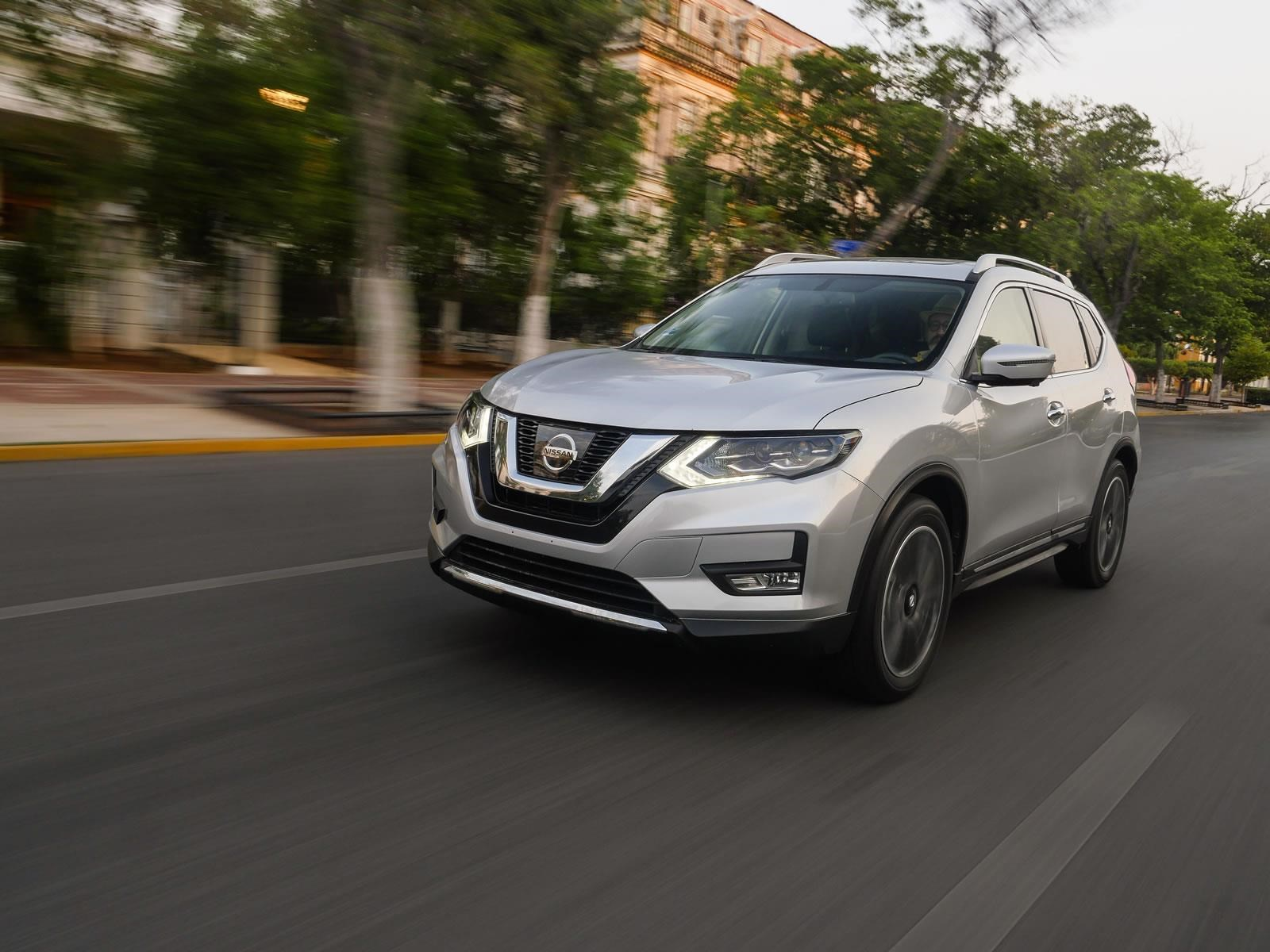 Catalogo Nissan X Trail 2019 | Nissan & Dodge Cars Review