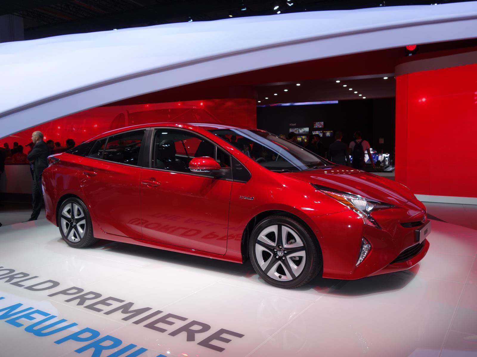 Toyota Prius 2016 Llega A Mexico Desde 339 700 Pesos Autocosmos Com