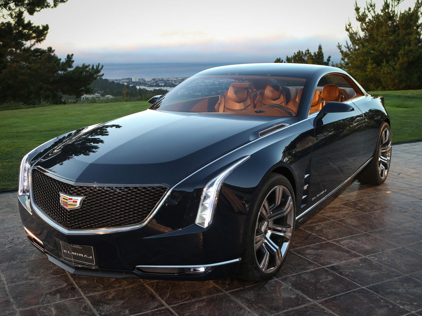 Cadillac Elmiraj Concept, el nuevo futuro de la marca - Autocosmos.com